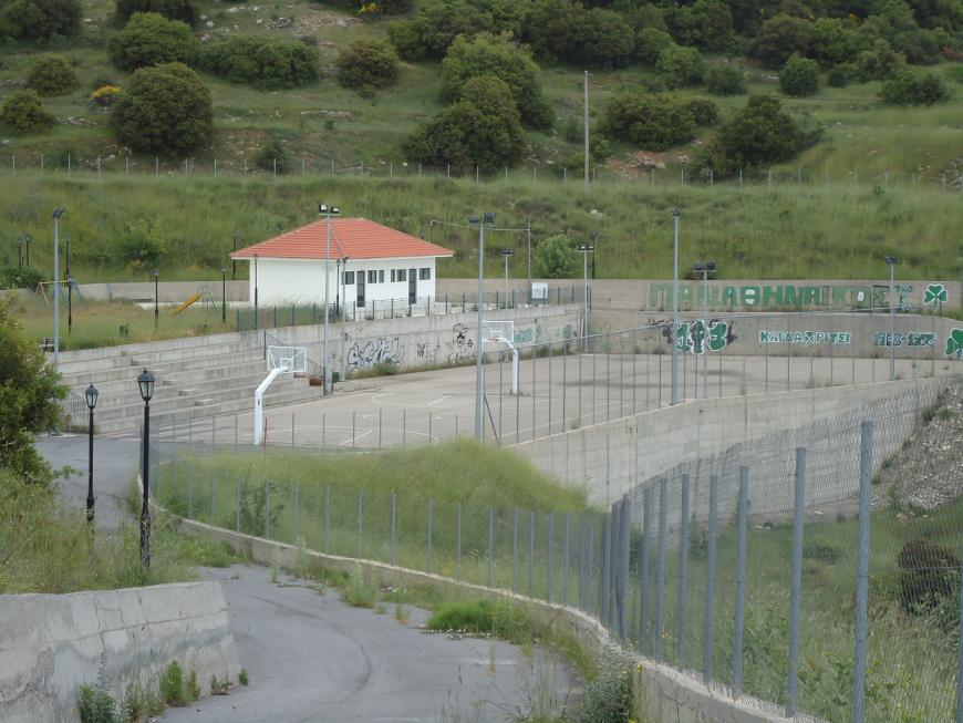Αθλητικό κέντρο Βελημαχίου