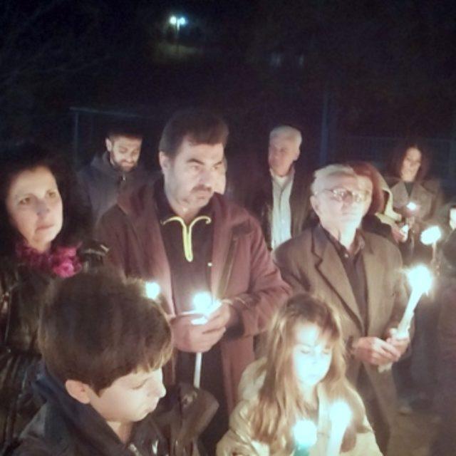 Πρόγραμμα ακολουθιών Μεγ. Εβδομάδας Πάσχα 2015 στο Βελημάχι