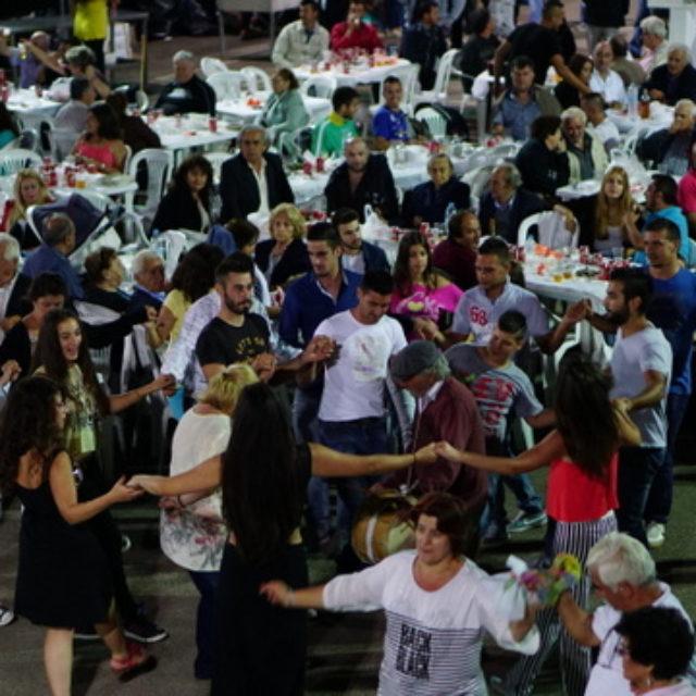 """""""Διαγωνισμός μουστακιού"""" και """"γιορτή σαρδέλας"""", Σάββατο 13 Αυγούστου 2016 στο Βελημάχι Γορτυνίας"""