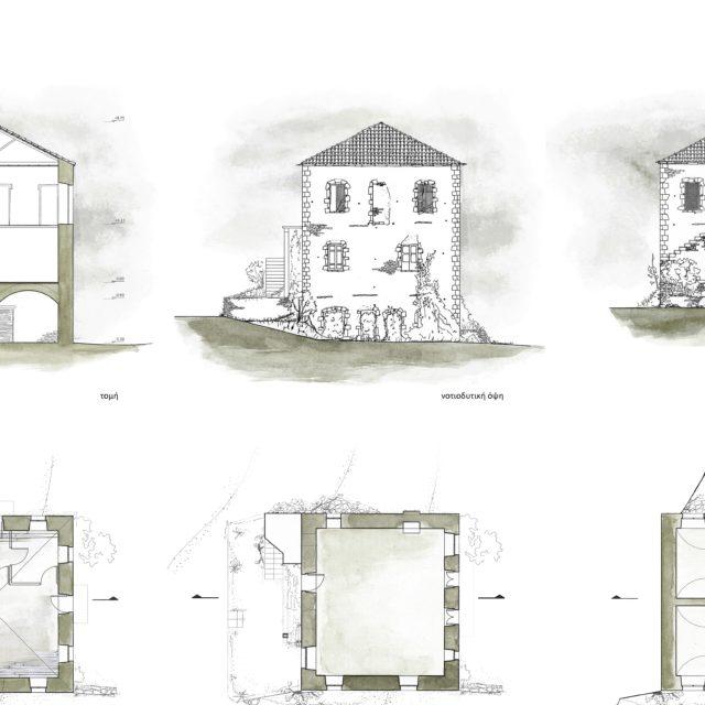 «Ο αρχιτεκτονικός χαρακτήρας του οικισμού Βελημαχίου Γορτυνίας»