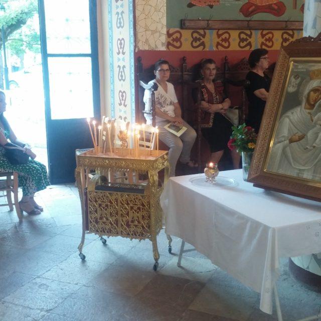 """Η εικόνα της """"Παναγίας των Νοτενών εκ Βελημαχίου"""" και εκδηλώσεις καλοκαιριού 2018"""